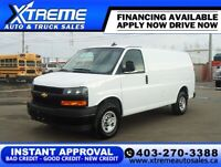 2019 Chevrolet Express Cargo Van $159 B/W *$0 DOWN* APPLY NOW Calgary Alberta Preview