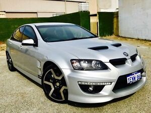 2010 Holden Special Vehicles Clubsport E2 Series GXP Silver 6 Speed Manual Sedan Beckenham Gosnells Area Preview