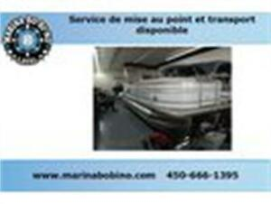 Harris Cruiser 230 Mercury 150 EFI