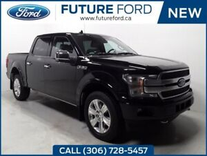2019 Ford F-150 Platinum|TECHNOLOGY PACKAGE|360 CAMERA|ADAPTIVE