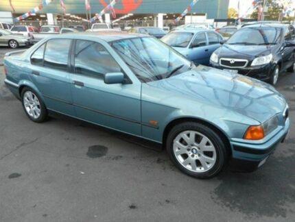 1997 BMW 318I E36 Executive Green 4 Speed Automatic Sedan West Footscray Maribyrnong Area Preview