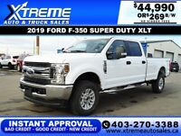 2019 Ford Super Duty F-350 XLT $269/BW APPLY NOW $0 DOWN Calgary Alberta Preview