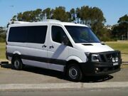 2013 Mercedes-Benz Sprinter NCV3 MY14 316CDI White 7 Speed Sports Automatic Van Erina Gosford Area Preview