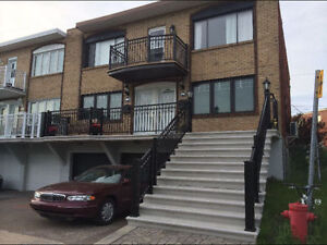 Clean & Quiet 3.5 Apartment in LaSalle available July 1st, 2016