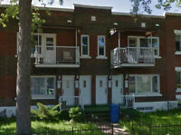 Very Nice Ground Lvl 5 1/2 +laundry in Verdun Available now
