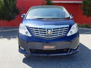 2010 Toyota Alphard Blue Constant Variable Van Cannington Canning Area Preview