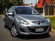 2011 Mazda 2 DE10Y1 MY10 Neo 5 Speed Manual Hatchback West Hindmarsh Charles Sturt Area Preview