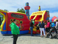 Bouncy Castles for Rent! WIN A FREE PARTY!!
