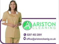 Ariston Cleaning is looking for cleaning operatives across London