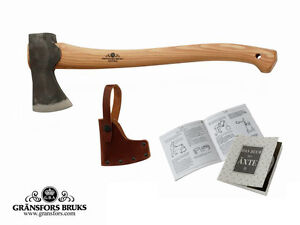 Gransfors-Bruks-Small-Forest-Axe-420-Brand-New