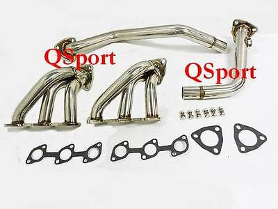OBX Header 84-91 BMW 325i 325is E30 Exhaust Manifold