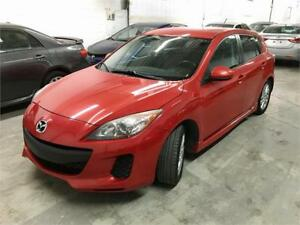 2012 Mazda Mazda3 GS Hatchback Automatique A/C / GRP ELEC / MAGS