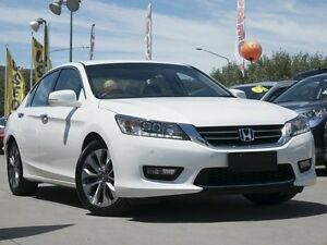 2016 Honda Accord 9th Gen MY15 VTi-S White 5 Speed Sports Automatic Sedan Pearce Woden Valley Preview