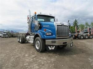James Western Star - 2016 Tandem Blue