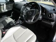 2008 Mazda 6 GH1051 Luxury Sunlight Silver 5 Speed Sports Automatic Hatchback Mount Druitt Blacktown Area Preview