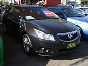 2013 Holden Cruze JH Series II MY13 CD Sportwagon Black 6 Speed Sports Automatic Wagon Minchinbury Blacktown Area Preview