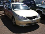 2005 Toyota Camry MCV36R Altise Gold 4 Speed Automatic Sedan Colyton Penrith Area Preview