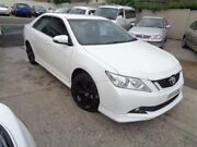2015 Toyota Aurion GSV50R MY15 Sportivo White 6 Speed Automatic Sedan Sylvania Sutherland Area Preview
