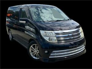 2005 Nissan Elgrand E51 Black 5 Speed Automatic Wagon Slacks Creek Logan Area Preview