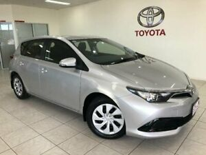 2017 Toyota Corolla ZRE182R MY17 Ascent Silver Pearl 7 Speed CVT Auto Sequential Hatchback Parramatta Park Cairns City Preview