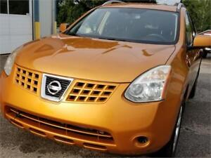 2009 Nissan Rogue S 2 YEARS WARRANTY ACCIDENT FREE