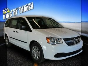 2016 Dodge Grand Caravan Canada Value Package