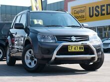 2012 Suzuki Grand Vitara JB MY13 Urban 2WD Grey 5 Speed Manual Wagon Pearce Woden Valley Preview