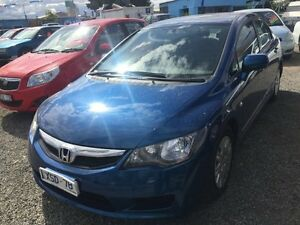 2010 Honda Civic MY10 VTi 5 Speed Automatic Sedan Hoppers Crossing Wyndham Area Preview