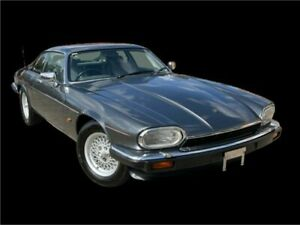 1992 Jaguar XJS Sport Grey 4 Speed Automatic Coupe Slacks Creek Logan Area Preview