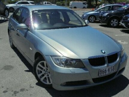 2007 BMW 320i E90 Executive Steptronic Silver Automatic Sedan