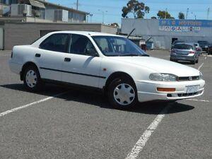1997 Toyota Camry SDV10 CSi White 4 Speed Automatic Sedan Maidstone Maribyrnong Area Preview