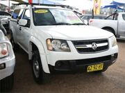 2009 Holden Colorado RC MY09 LX Space Cab White 4 Speed Automatic Utility Minchinbury Blacktown Area Preview