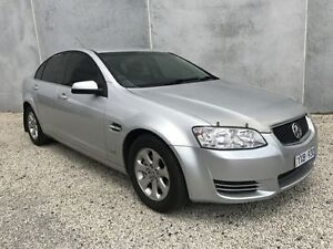 2012 Holden Commodore VE II MY12.5 Omega Silver 6 Speed Automatic Sedan Seaford Frankston Area Preview
