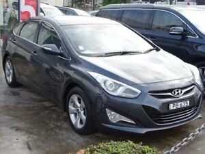 2012 Hyundai i40 VF Active Grey 6 Speed Automatic Wagon