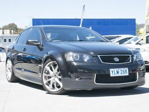 2009 Holden Special Vehicles Senator E Series MY09 Signature Black 6 Speed Manual Sedan Pearce Woden Valley Preview