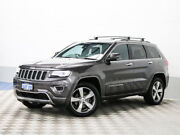 2014 Jeep Grand Cherokee WK MY14 Overland (4x4) Grey 8 Speed Automatic Wagon Morley Bayswater Area Preview