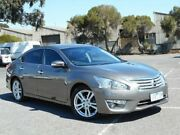 2014 Nissan Altima L33 TI-S Grey Continuous Variable Sedan Braybrook Maribyrnong Area Preview