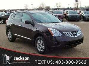 2013 Nissan Rogue S w/All Wheel Drive & Low KM!