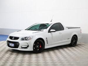 2016 Holden Ute VF II SS-V Redline White 6 Speed Automatic Utility