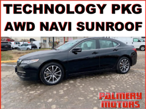 2015 Acura TLX SH-AWD Tech Package