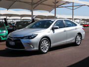 2015 Toyota Camry AVV50R MY15 Atara S Hybrid Silver Continuous Variable Sedan East Rockingham Rockingham Area Preview