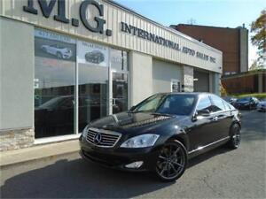 2009 Mercedes-Benz S-Class S450 4.7L V8 w/Navi/Massage Seats