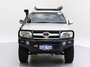 2006 Toyota Hilux GGN25R SR5 (4x4) Silver 5 Speed Manual Dual Cab Pick-up Jandakot Cockburn Area Preview