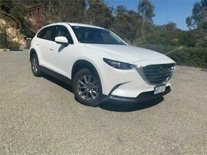2019 Mazda CX-9 CX9JAW5T Pearl White Automatic Wagon Clare Clare Area Preview