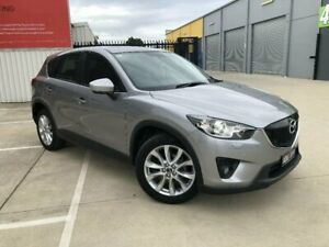 2014 Mazda CX-5 MY13 Upgrade Akera (4x4) ` 6 Speed Automatic Wagon Kilmore Mitchell Area Preview