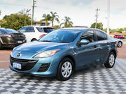 2009 Mazda 3 BL10F1 Neo Activematic Blue 5 Speed Sports Automatic Sedan Alfred Cove Melville Area Preview