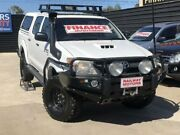 2008 Toyota Hilux KUN26R 07 Upgrade SR (4x4) White 5 Speed Manual Dual Cab Pick-up Werribee Wyndham Area Preview