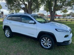 2014 Jeep Cherokee KL MY15 Limited 9 Speed Sports Automatic Wagon Kempsey Kempsey Area Preview