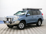 2013 Toyota Landcruiser Prado KDJ150R 11 Upgrade GXL (4x4) Denim Blue 5 Speed Sequential Auto Wagon Morley Bayswater Area Preview