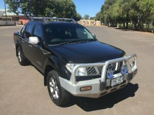 2009 Nissan Navara D40 Titanium Edition (4x4) 5 Speed Automatic Dual Cab Pick-up Clarence Gardens Mitcham Area Preview